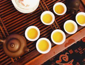 Китайский чайный бар