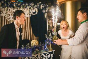 Бар на свадьбу