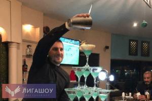 Выездной коктейль бар