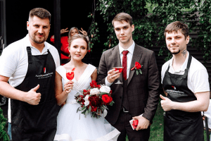 Свадьба Антона и Анастасии