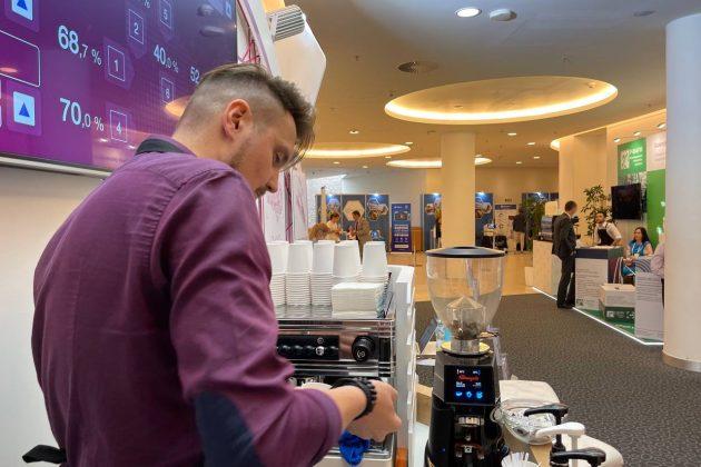 """Кофейная станция на выставку """"Белые Ночи Гепатологии 2021"""""""