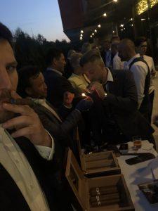 Сигарная зона для дилеров Peugeot