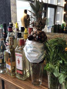 Коктейль бар на выпускной 2021
