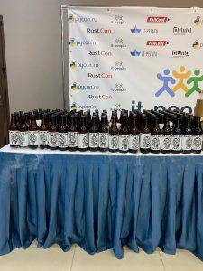 Пивная вечеринка на 600 гостей для IT-People